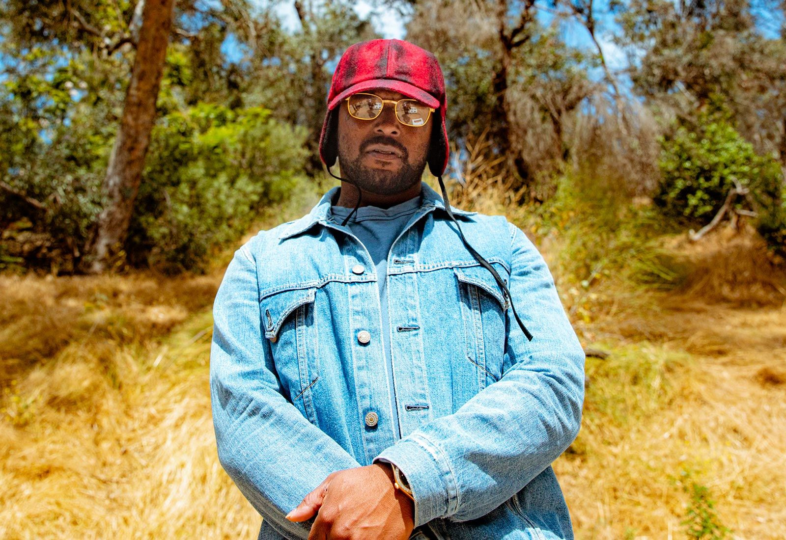 schoolboy q found bliss golf course Crash Talk