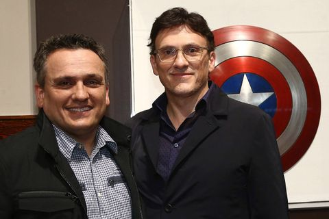 avengers 4 filming officially wrapped Anthony Russo Joe Russo marvel
