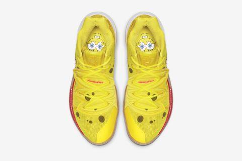 Kyrie 5 'SpongeBob SquarePants'