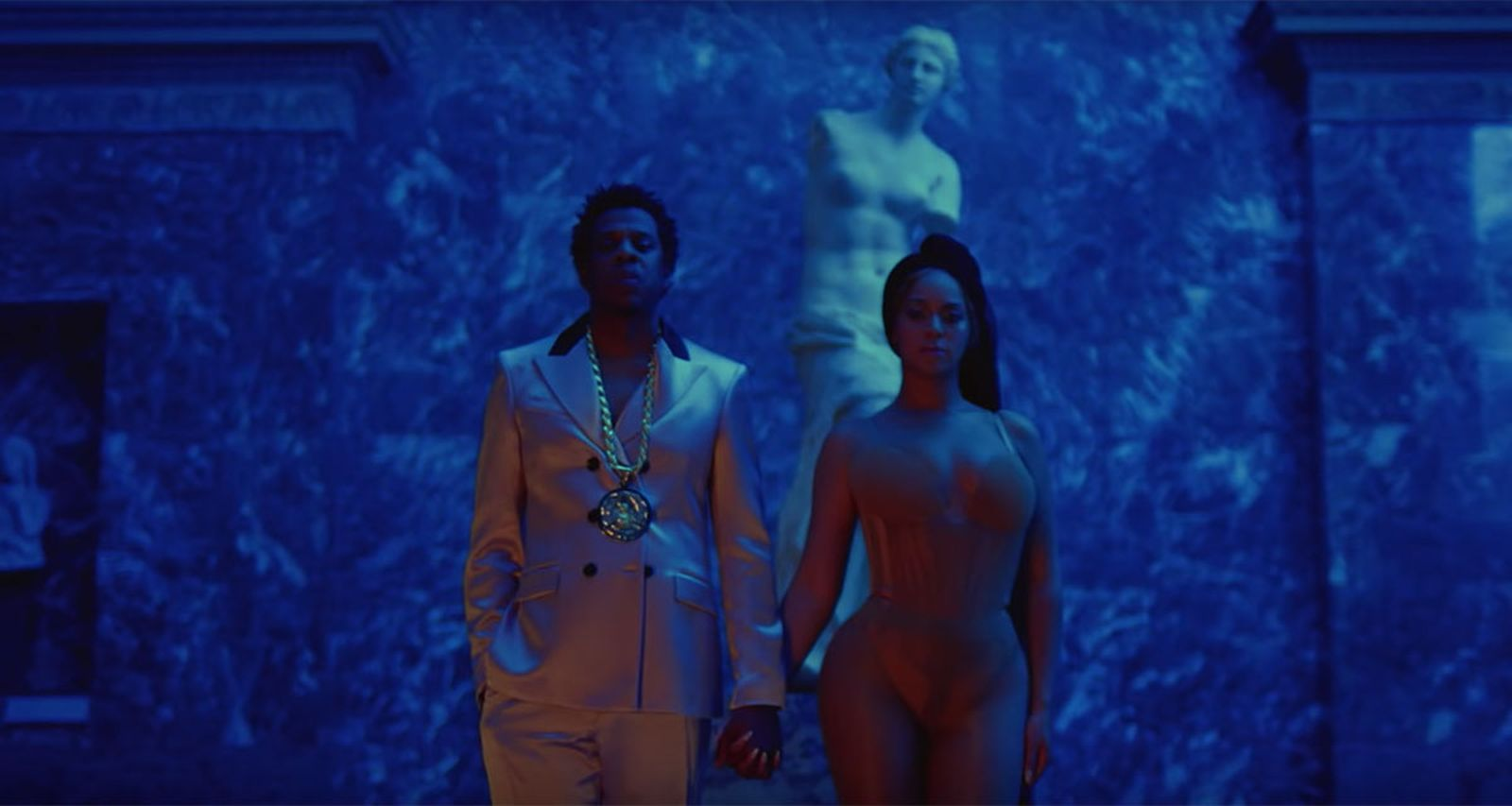 apeshit video Jay Z The Carters beyonce