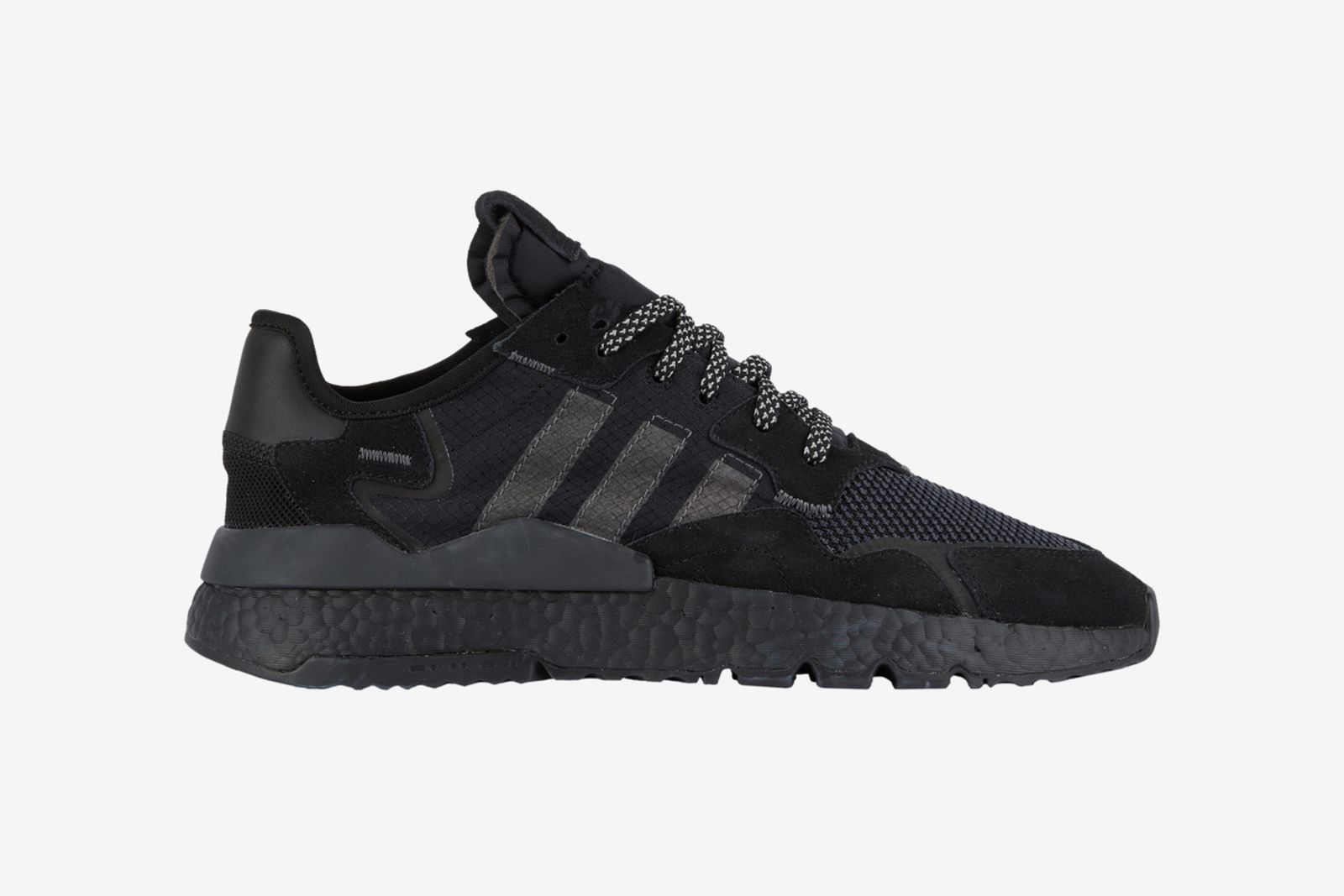 adidas nite jogger triple black release date price