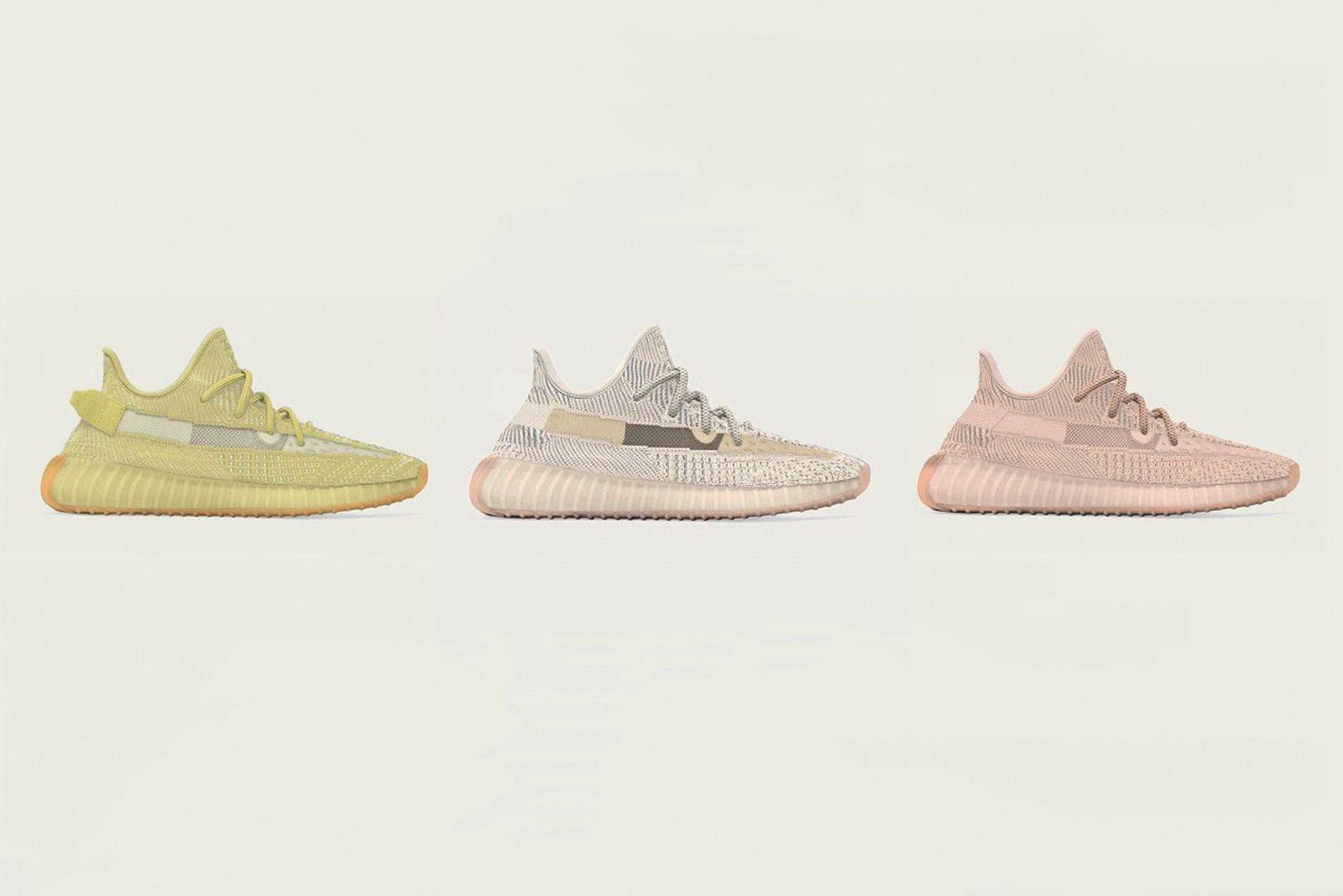 yeezy boost 350 v2 antlia lundmark synth release date price StockX adidas yeezy boost 350 v2 kanye west