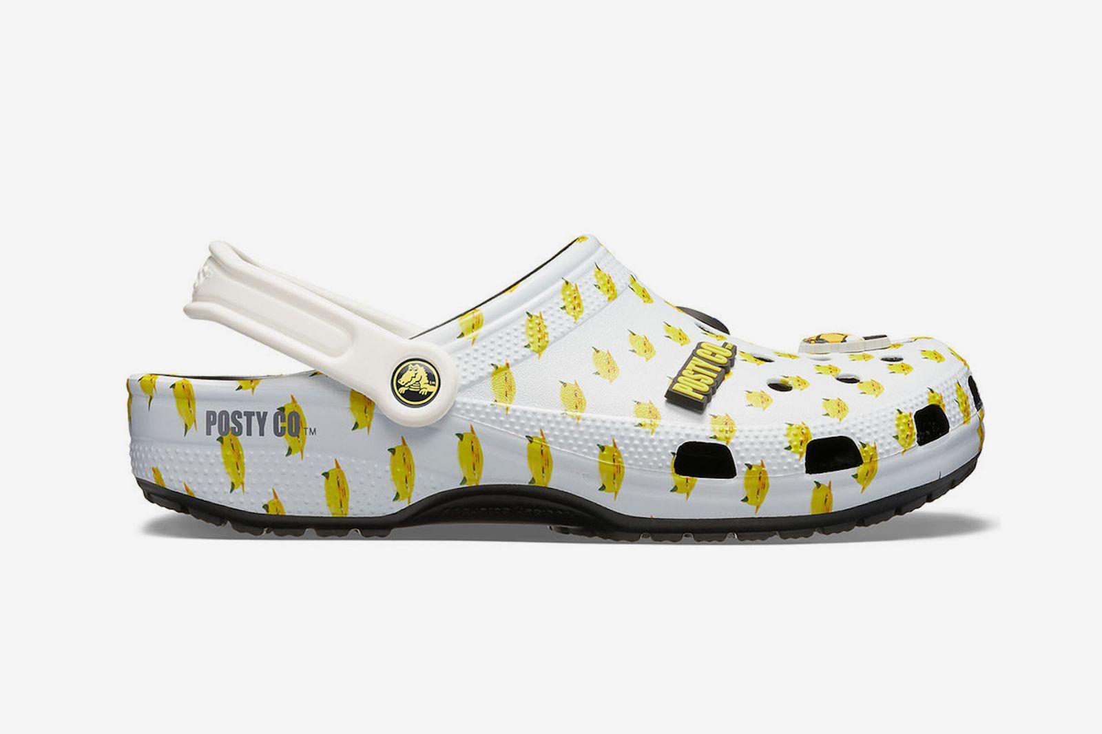 post malone crocs dimitri clog release date price info