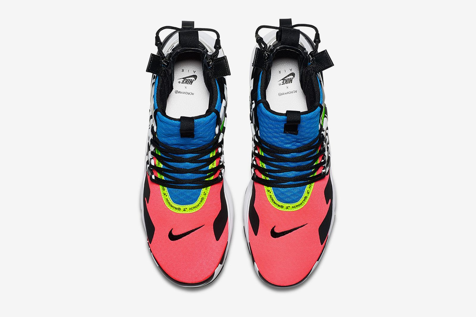 acronym nike air presto mid release date price