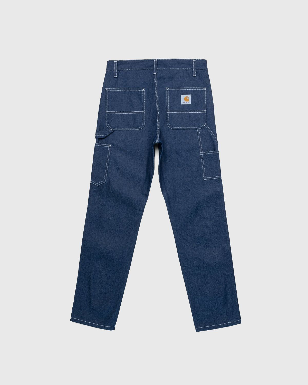 Carhartt WIP – Ruck Single Knee Pant Blue Rigid - Image 2