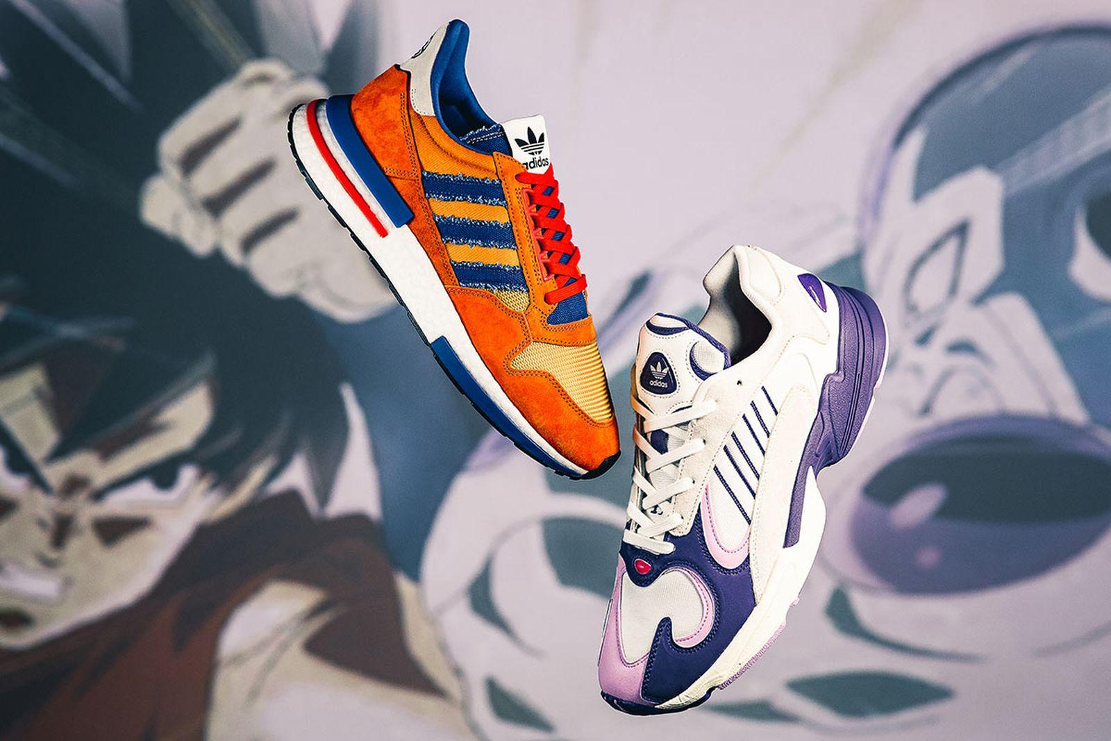 "Dragon Ball Z' x adidas Yung-1 ""Frieza"": Where to Buy Today"