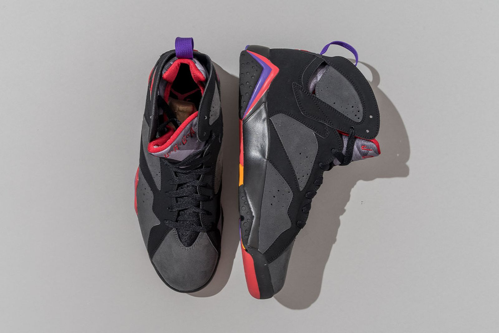 "2009 Air Jordan 7 ""Defining Moments Package""  Multi-Color/Multi-Color"