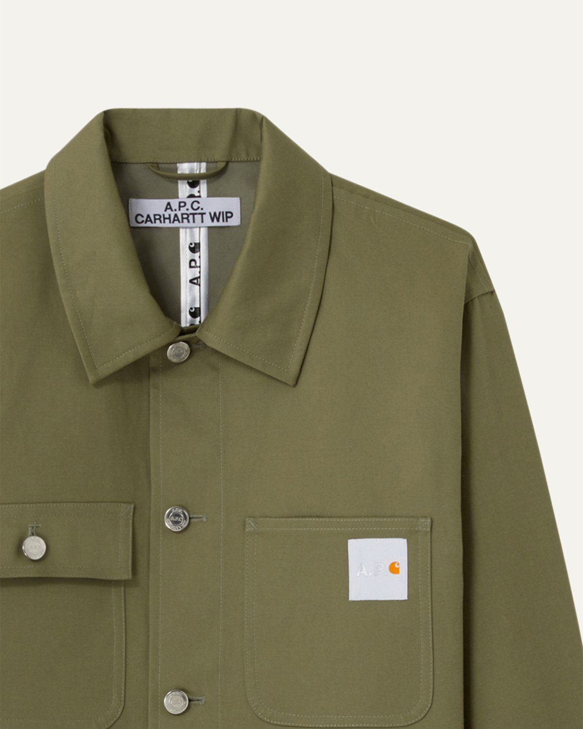 A.P.C. x Carhartt WIP - Work Jacket - Image 2