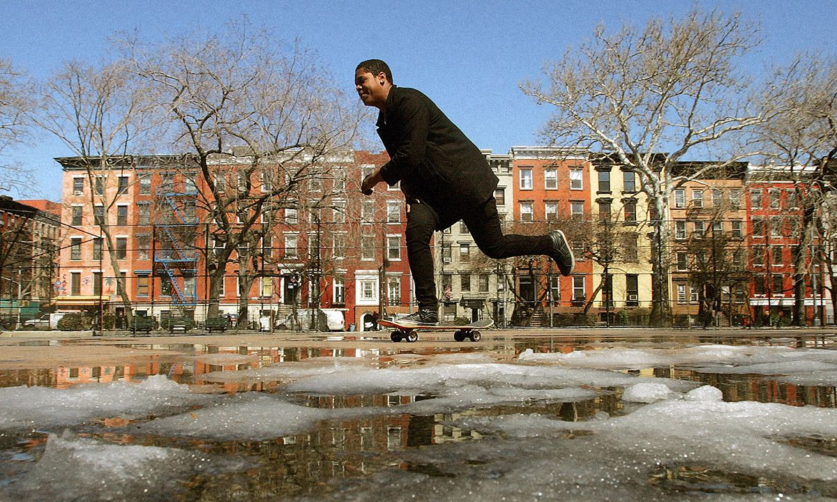 Why NYC Skaters Want to Save the Tompkins Square Park Asphalt