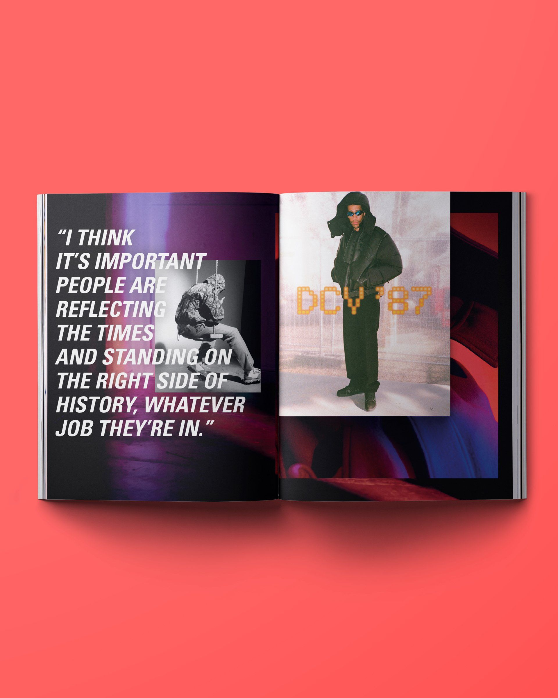 The Disruption Issue: Lucien Clarke Edition  - Image 2
