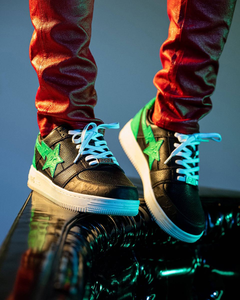 Gunna Gets His Own BAPE STA & Other Sneaker News Worth a Read 54