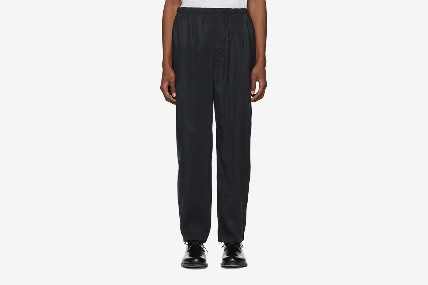 Dry Silk Trousers