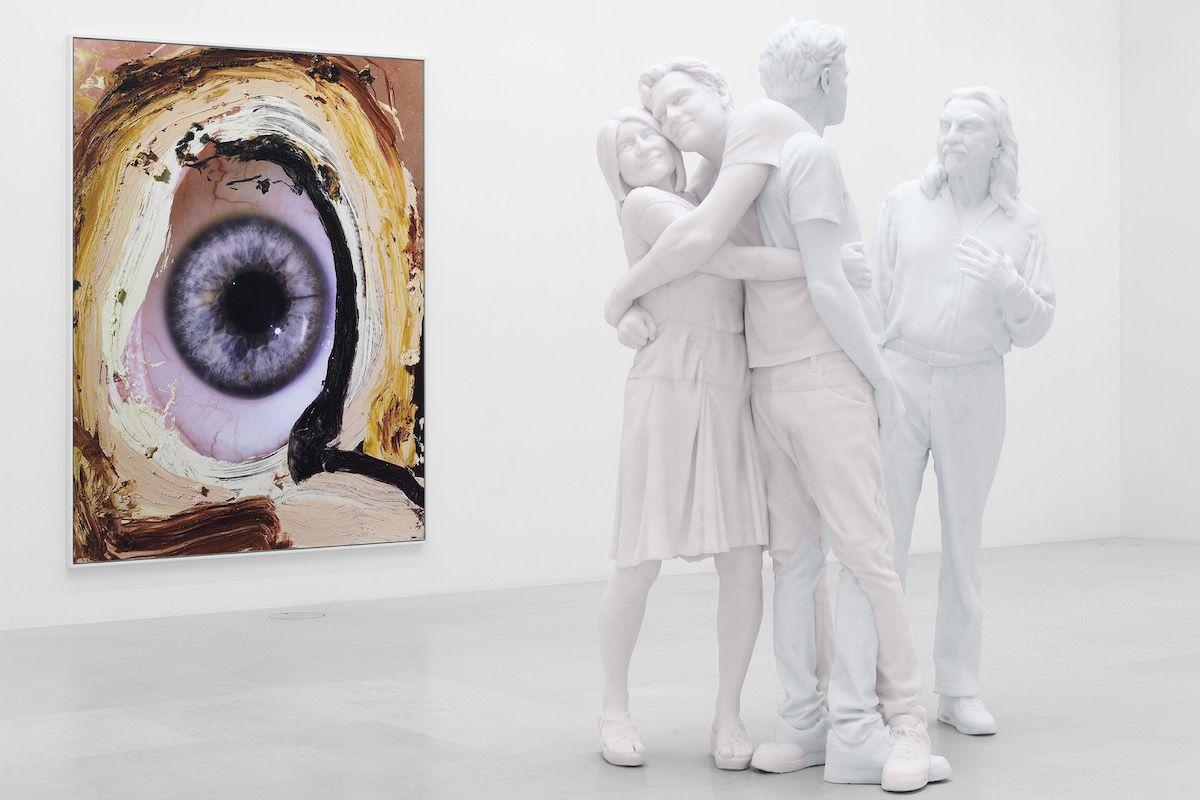 Urs Fischer's New Gagosian Paris Exhibition Centers on Leonardo DiCaprio