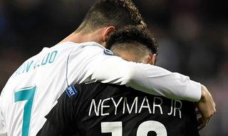 Ronaldo's Insane Juventus Shirt Sales Leave Neymar in the Dust