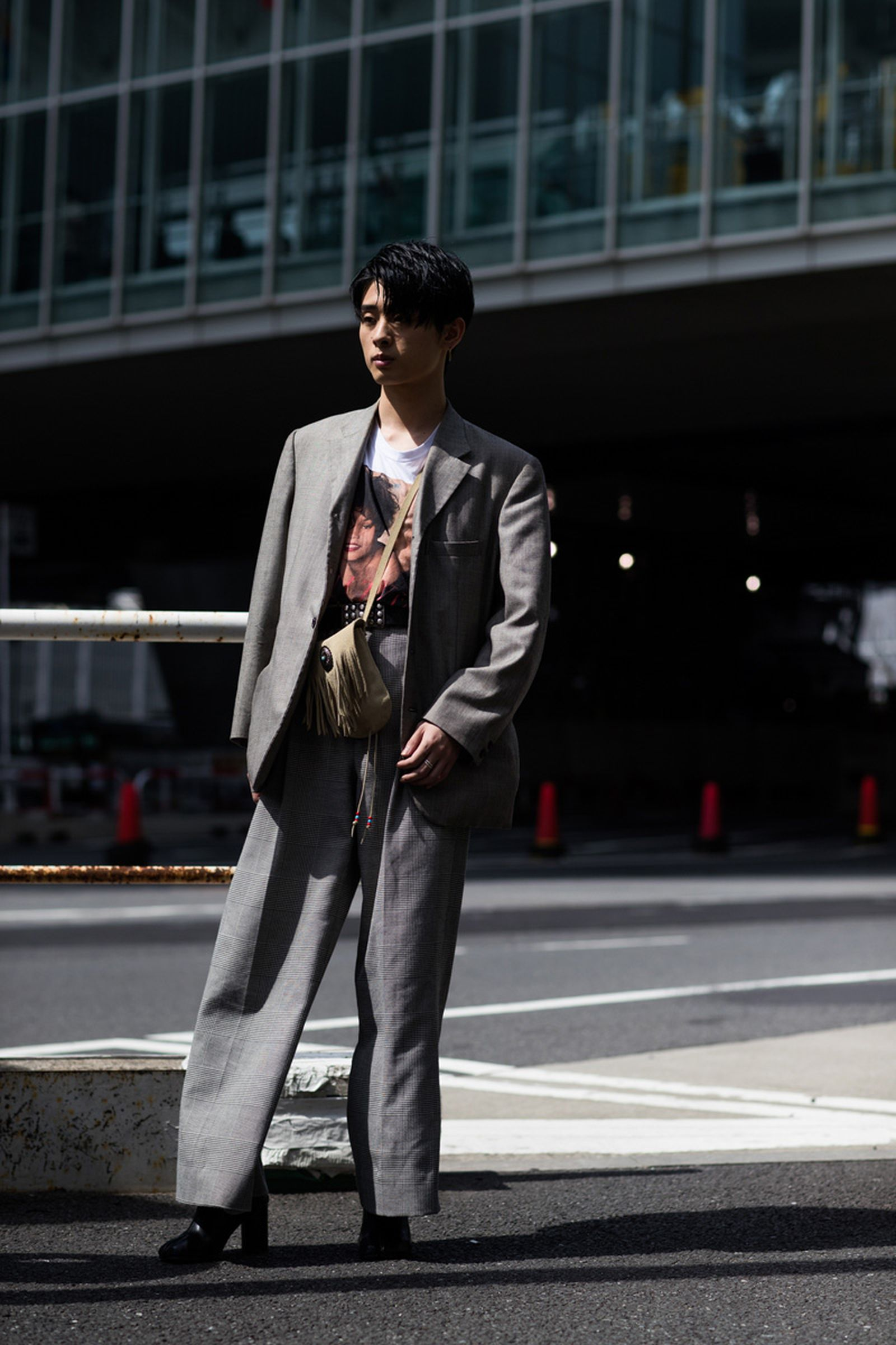 24tokyo fashion week street style