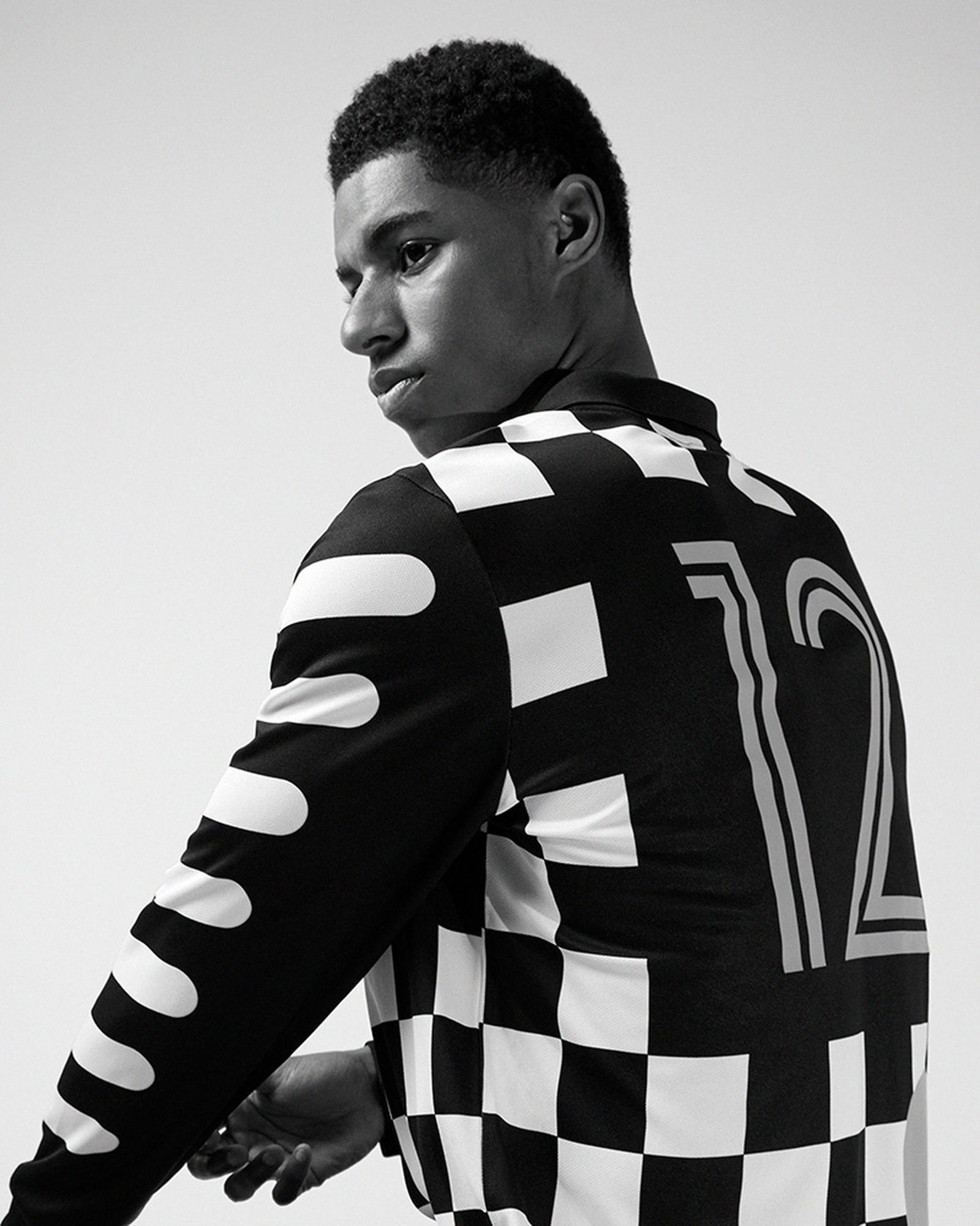 marcus rashford off white world cup collection interview 2018 FIFA World Cup OFF–WHITE x Nike virgil abloh