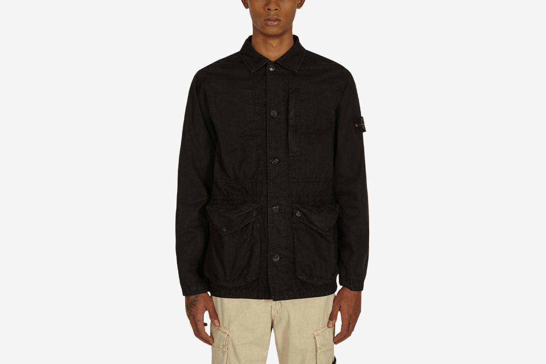 Tela Smerigliata Jacket