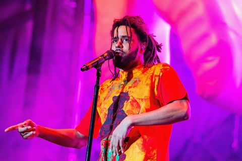 Dreamville Festival j. cole