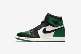 "Nike Air Jordan 1 ""Pine Green""  Release Date 4c4dddc30"