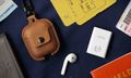 Keep Your AirPods Protected With the AirSnap Leather Case