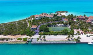 Prince's 10,000-Square-Foot Island Estate Is for Sale