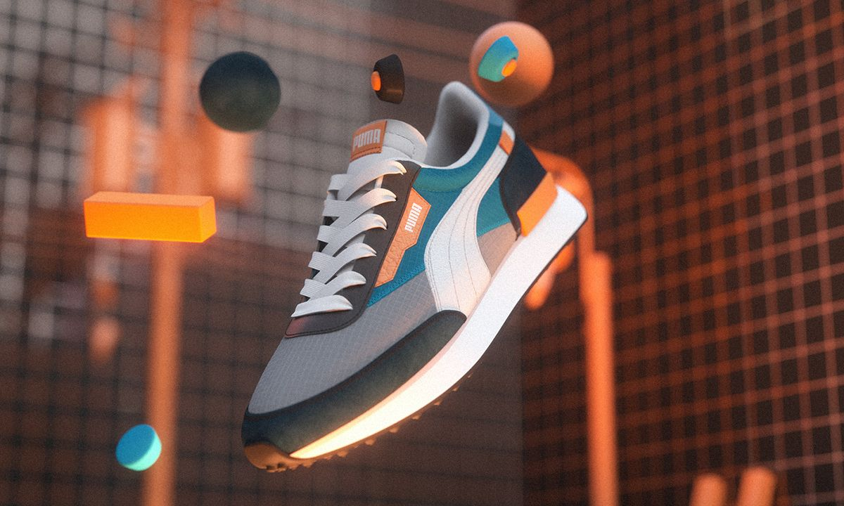 escaldadura Serafín Cereal  PUMA Drops Two Retro Colorways of the Future Rider Play On