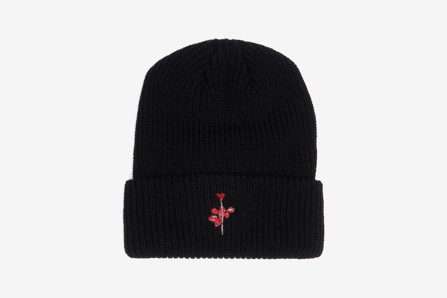 Depeche Mode Violator Rose Logo Beanie
