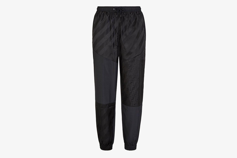 Tech Fabric Pants