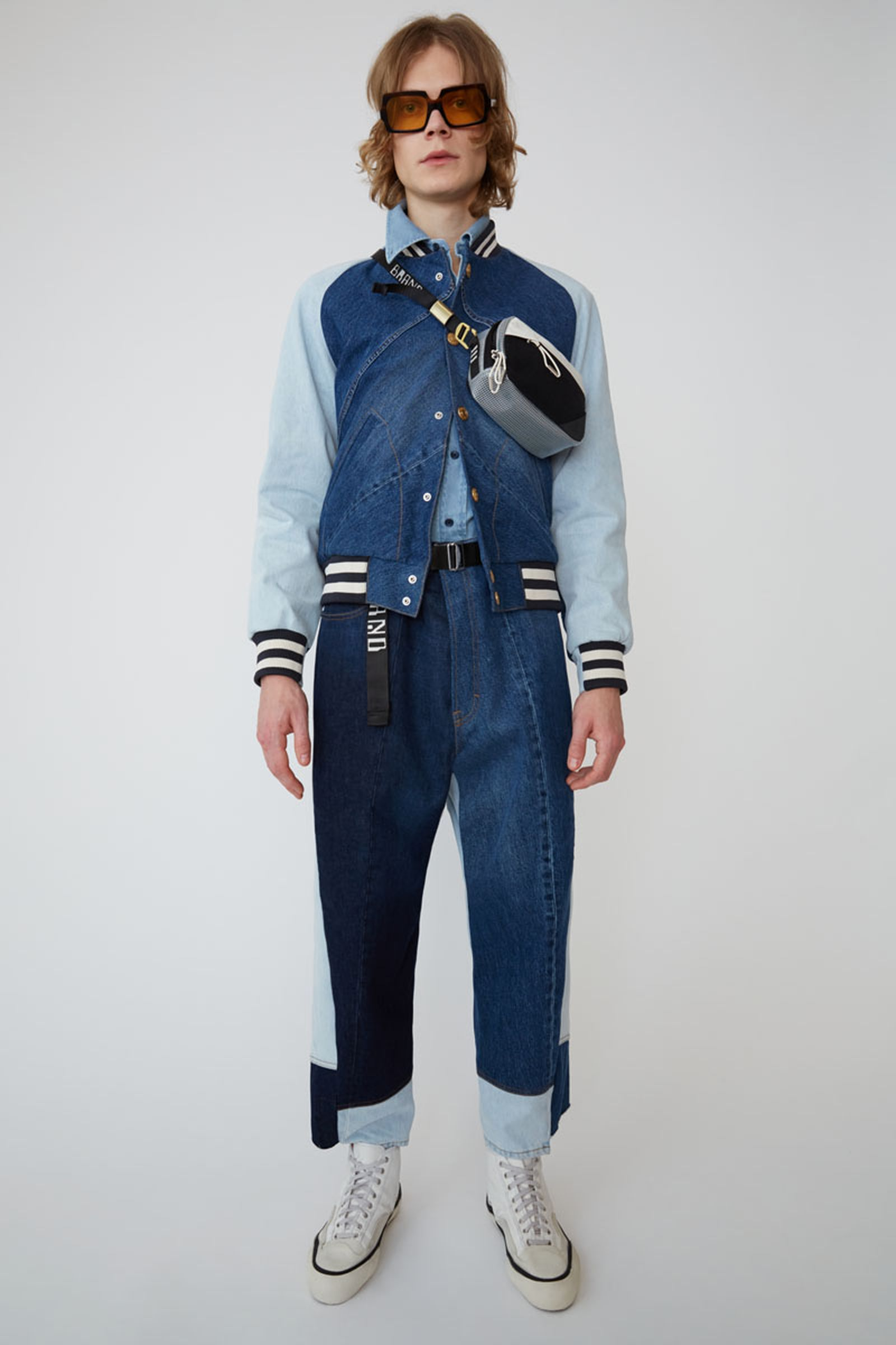 11acne studios ss19 denim collection