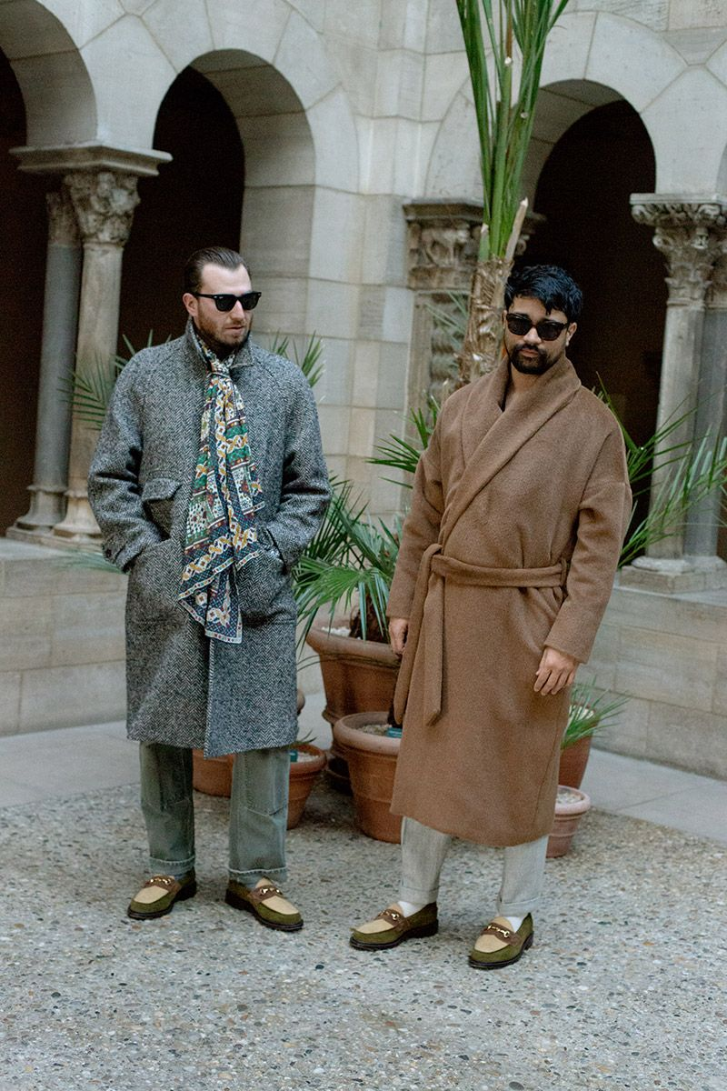 The Podcast Duo That Lit a Fire Under Loafers Are Releasing Their Own Pair 15