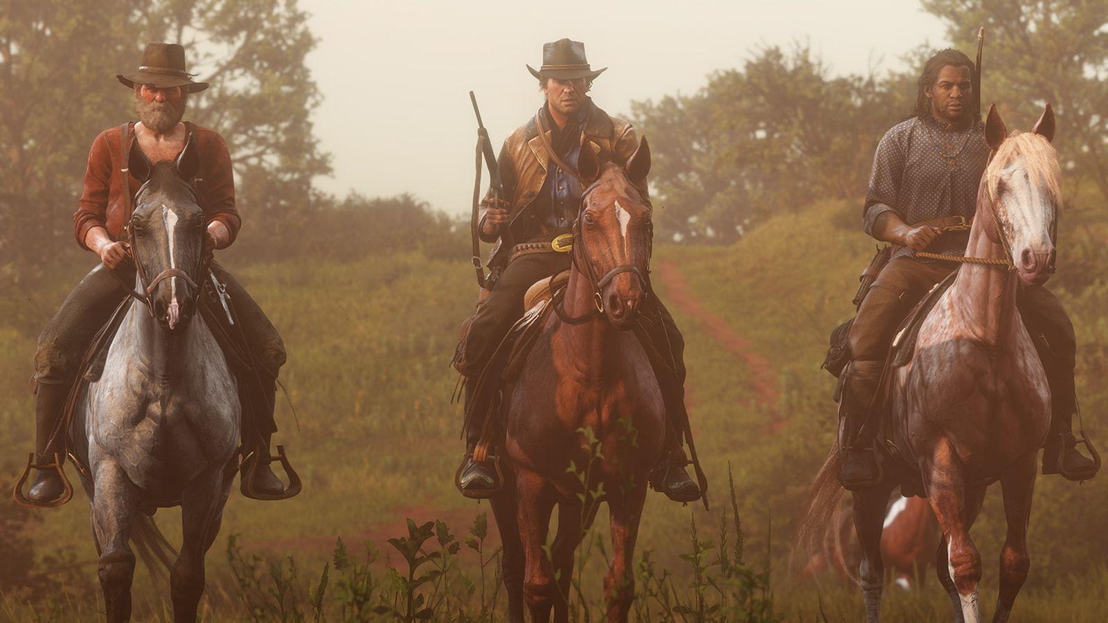 red dead redemption 2 review rockstar games