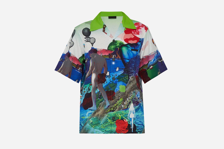 Digitally Printed Shirt