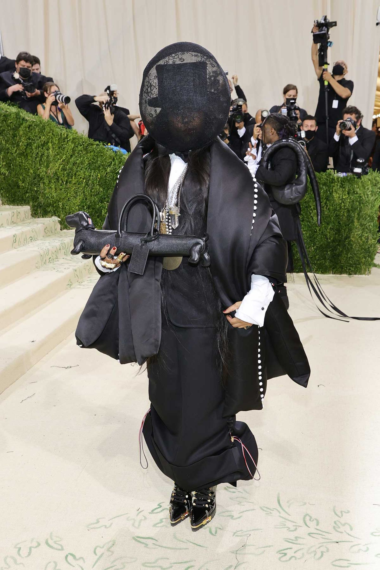met gala 2021 celebrity style looks best outfits red carpet