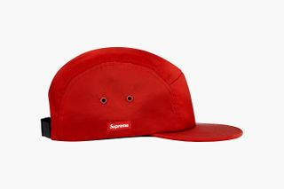 69248be2291 Supreme Summer 2014 Side Rubber Patch Camp Cap. By Brian Farmer in Style ...