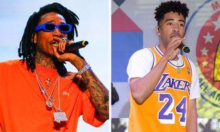 "Wiz Khalifa & KYLE Team up on Smooth New Jam ""Moment"""