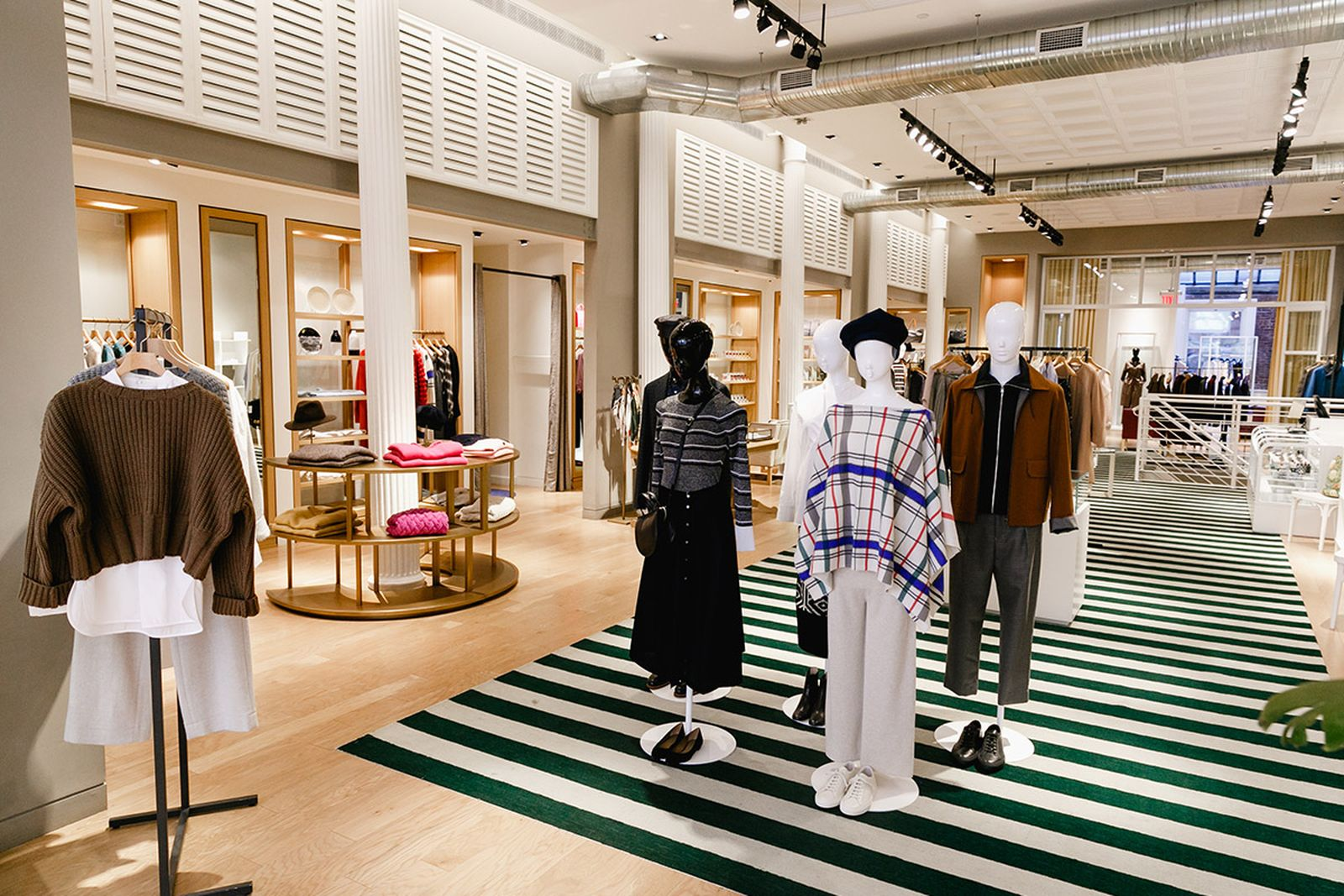 Tomorrowland NYC Clothing Stores AMEX american express platinum fashion