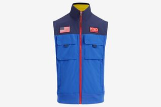 681c85e5e Ralph Lauren Revisits 90 s Sportswear With Polo Hi Tech Collection