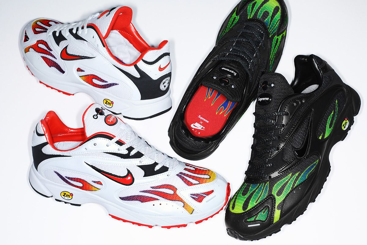Nike History Collaborations X SupremeA Full Of EH2WD9I