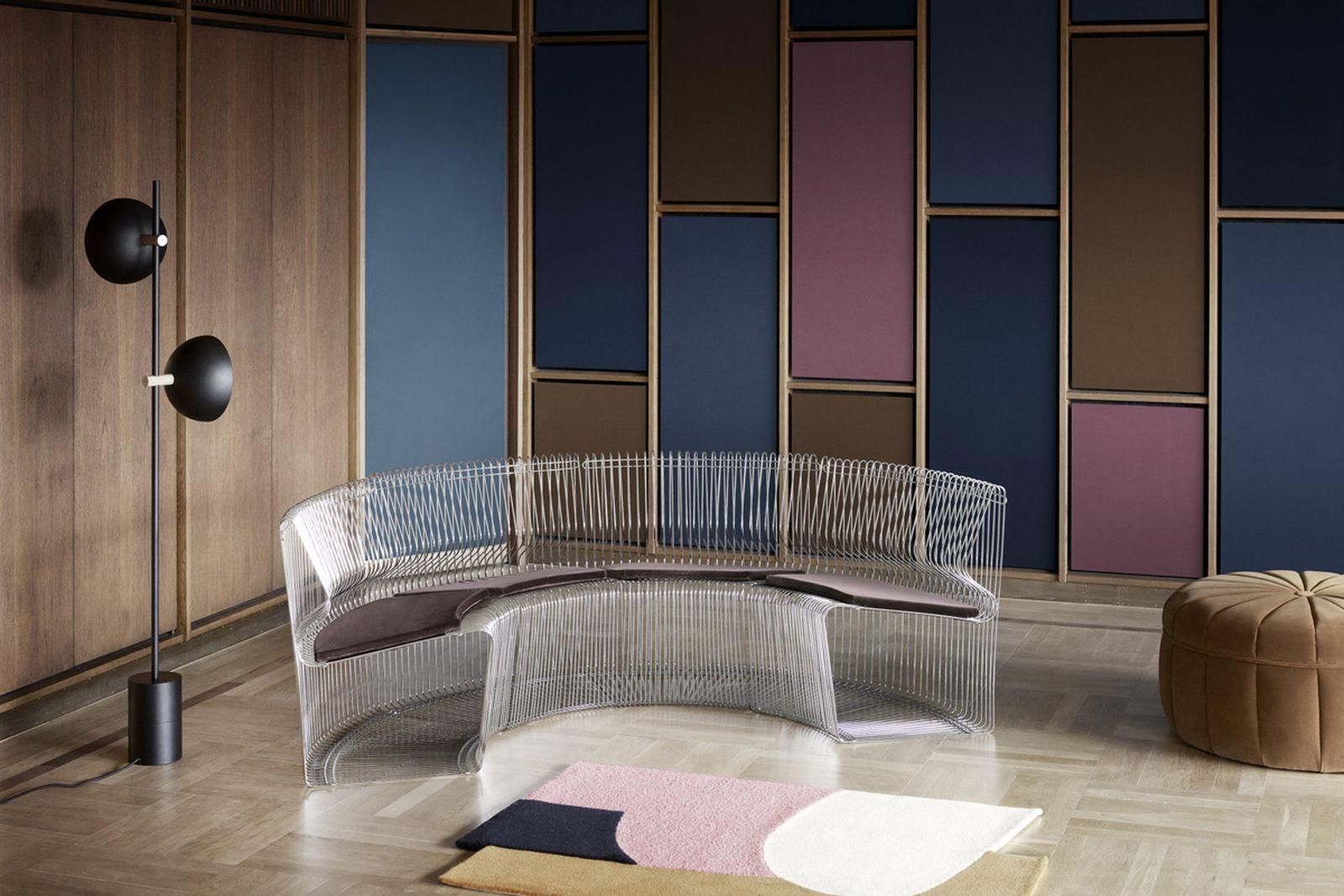pantonova chair Milan Design Week 2019 salone del mobile