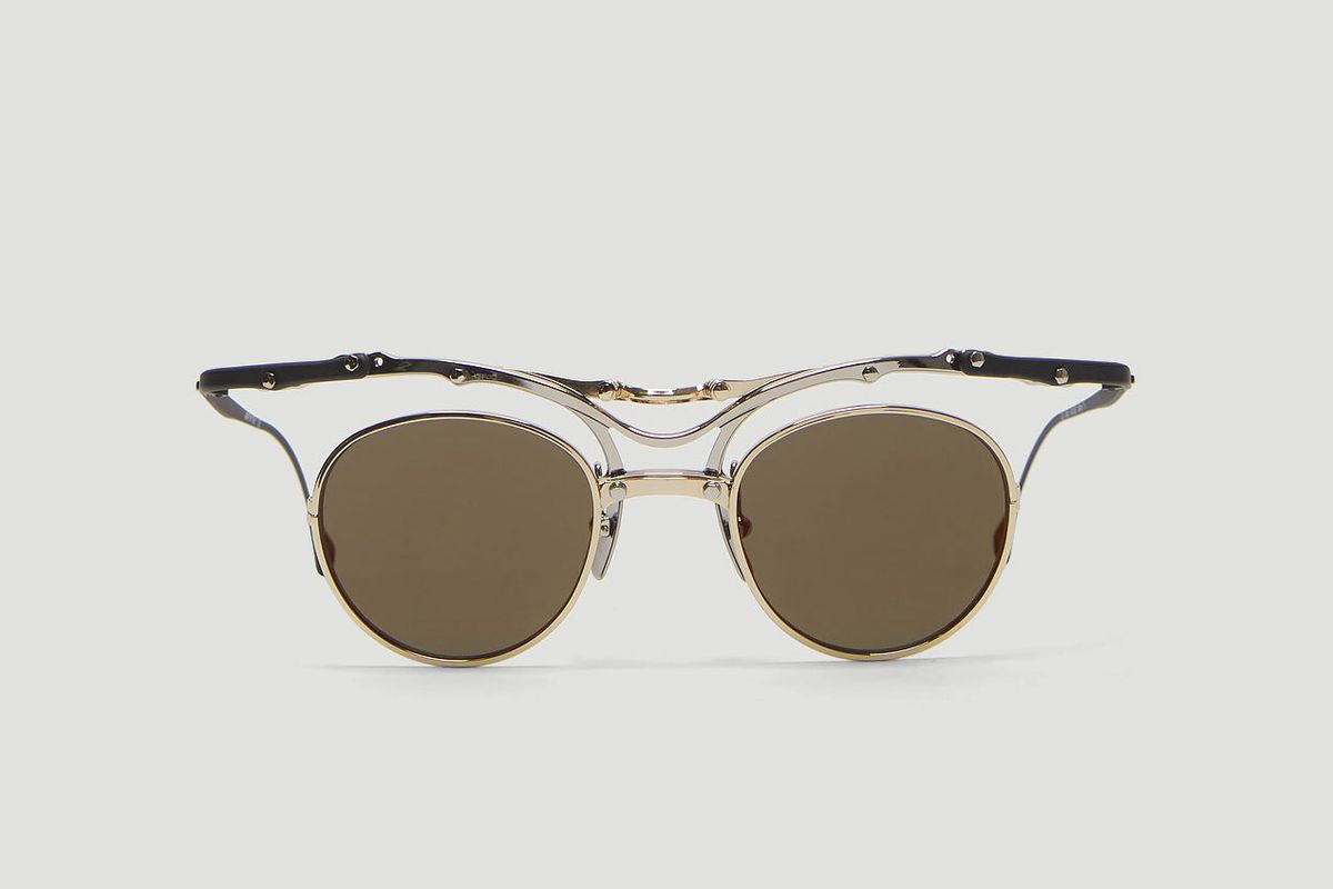 OJ1 Round Sunglasses