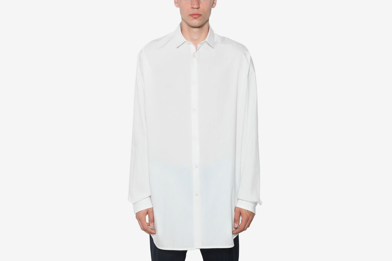 Sigillo FF Printed Cotton Shirt
