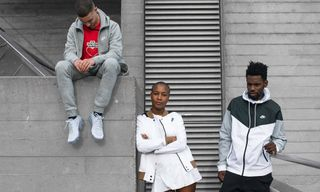 Here's How GAIKA, Evian Christ & Liv Little Styled the New Nike VaporMax in London