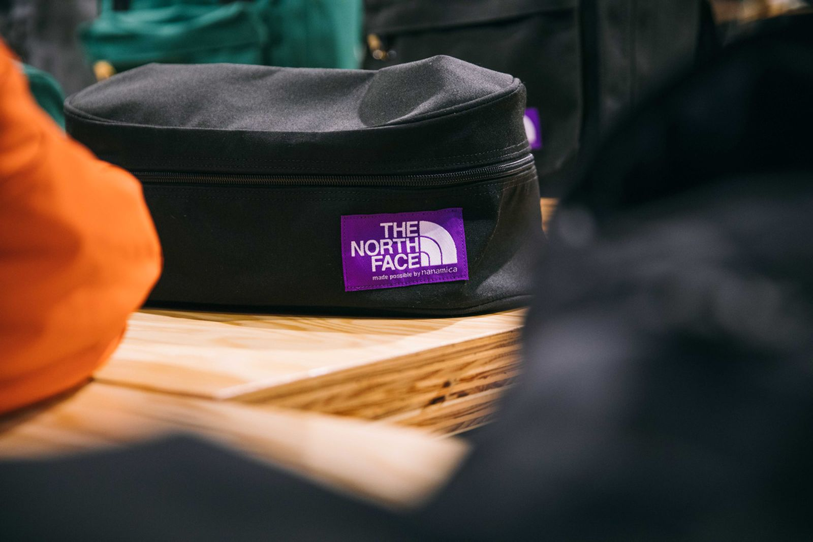 the north face purple label launch