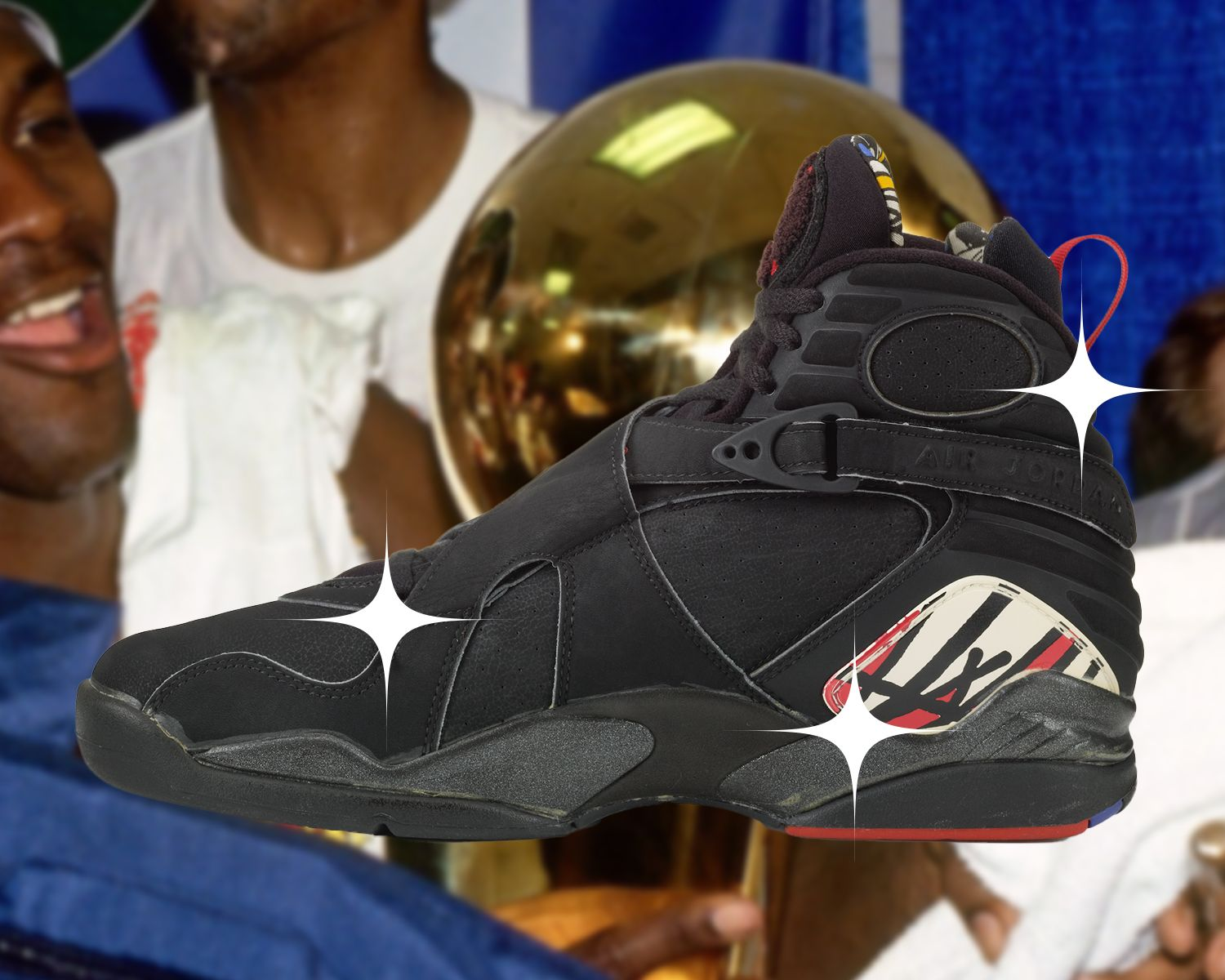 The 6 Sneakers Michael Jordan Wore When He Became a Champion 18