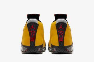"low priced c72e6 7331a Nike Air Jordan 14 ""Reverse Ferrari"": Where to Buy This Week"