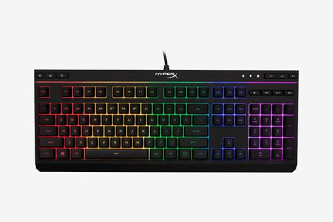 Alloy Core RGB Wired Gaming Membrane Keyboard with RGB Lighting