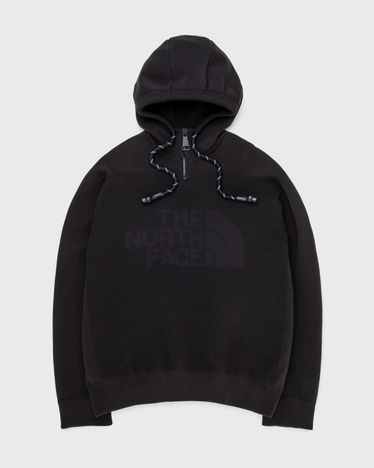The North Face Black Series - Engineered Knit Hoodie Black