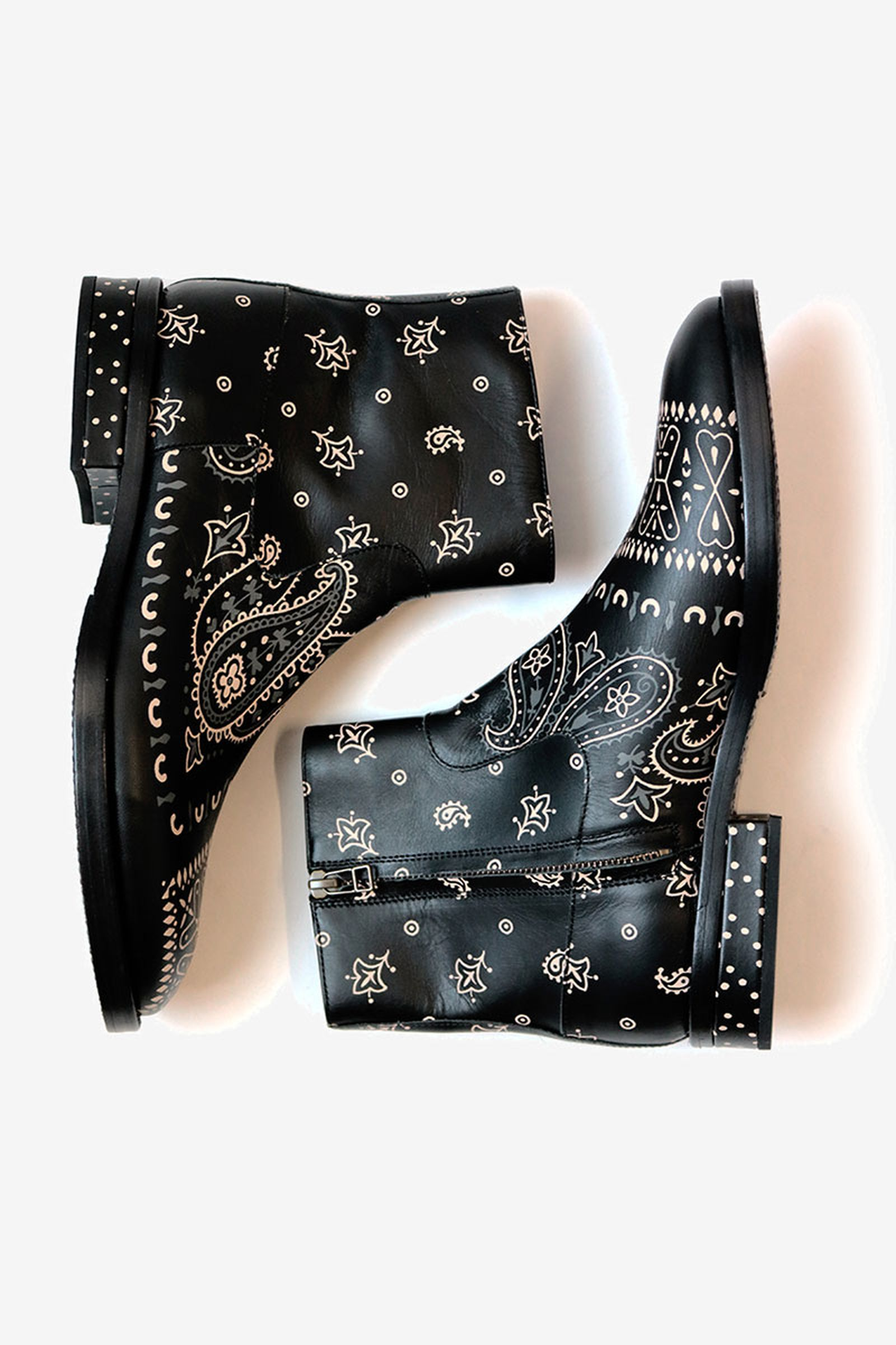 Kapital bandana boots