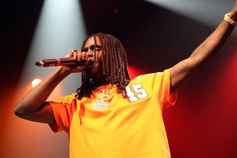 chief keef hologram tour