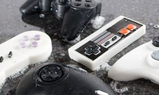 Video Game Controller Soaps